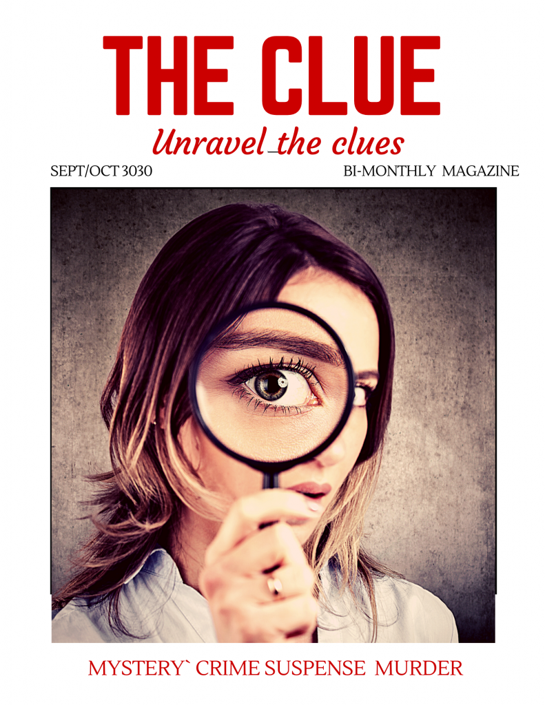 The Clue Fiction Magazine